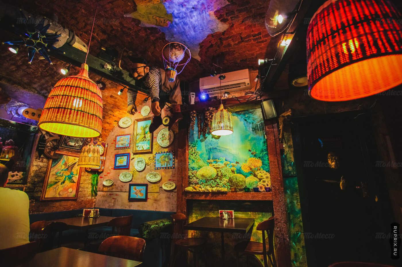 Банкетный зал кафе Сундук на Фурштатской улице фото 10
