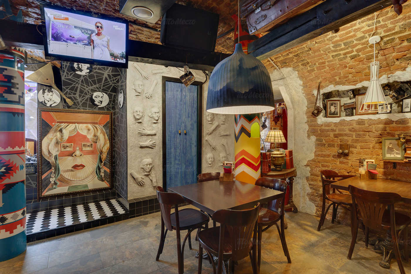 Банкетный зал кафе Сундук на Фурштатской улице фото 3