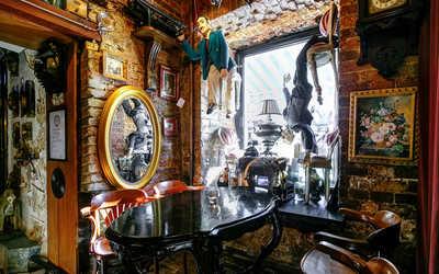Банкетный зал кафе Сундук на Фурштатской улице фото 2