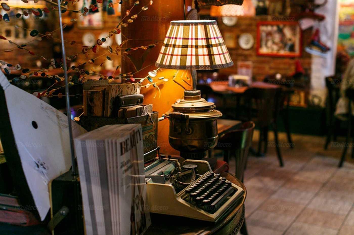 Банкетный зал кафе Сундук на Фурштатской улице фото 6