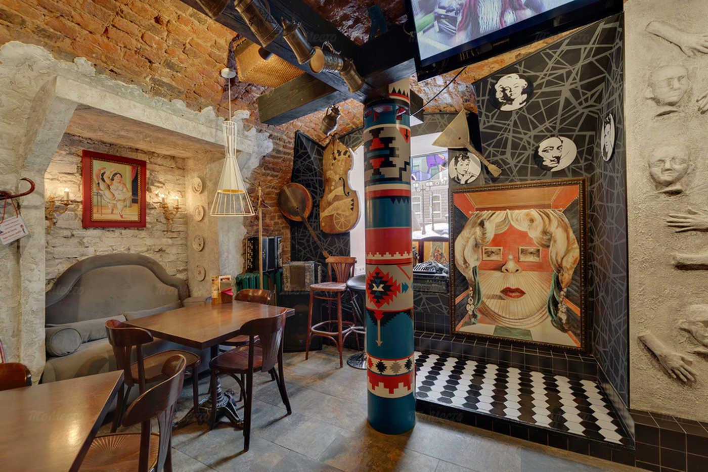 Банкетный зал кафе Сундук на Фурштатской улице фото 8