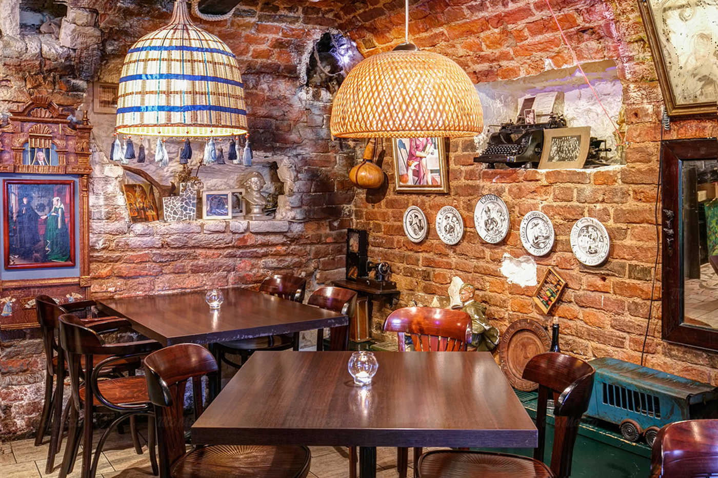 Банкетный зал кафе Сундук на Фурштатской улице фото 11