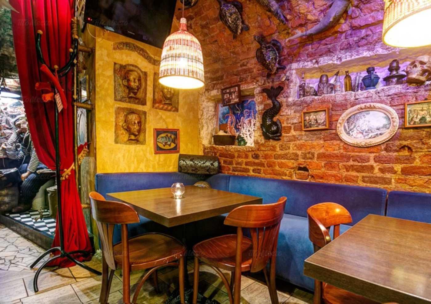 Банкетный зал кафе Сундук на Фурштатской улице фото 7