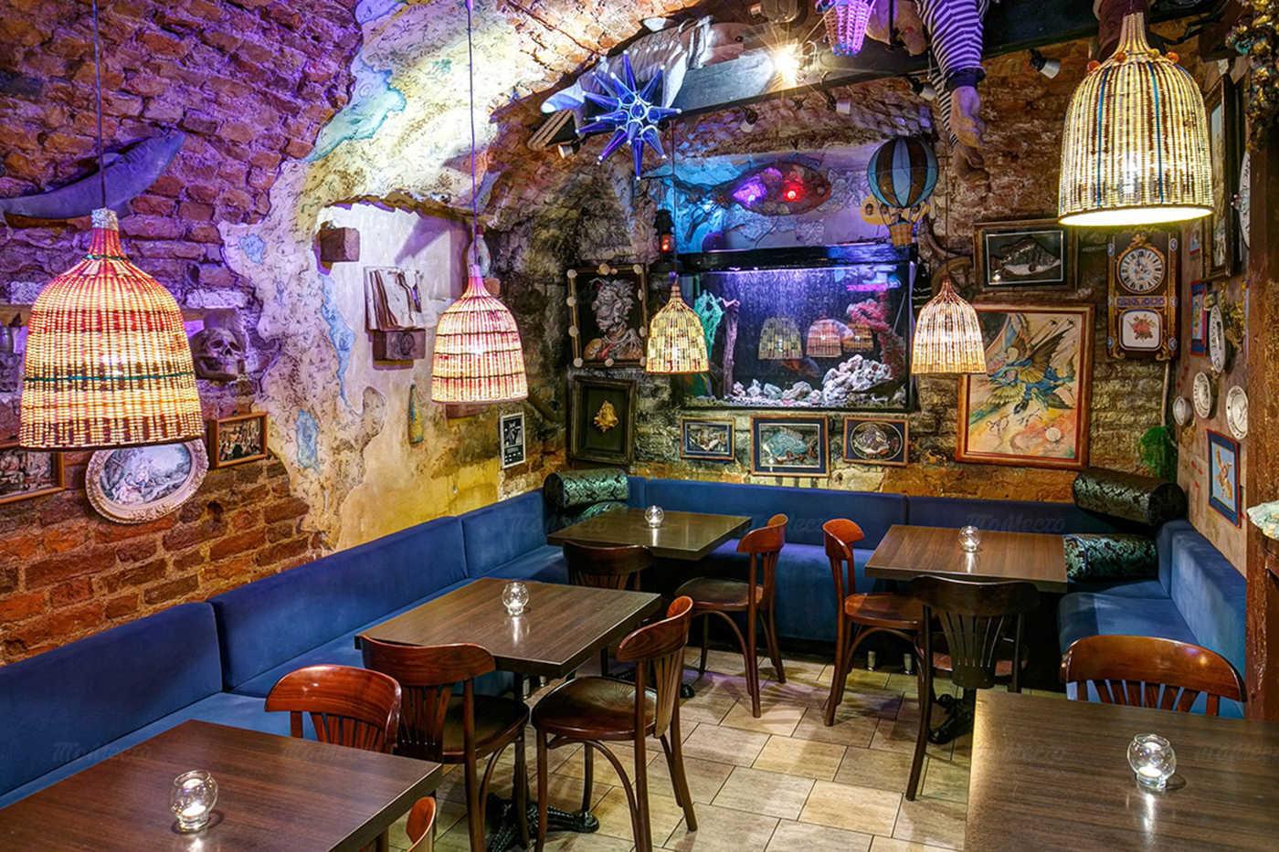 Банкетный зал кафе Сундук на Фурштатской улице фото 4