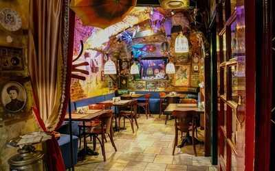 Банкетный зал кафе Сундук на Фурштатской улице фото 1