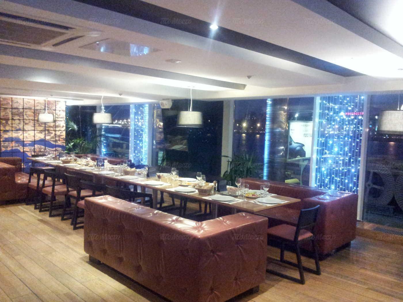 Банкетный зал пивного ресторана Набережная (НаBEERежная) на Аптекарской набережной фото 3