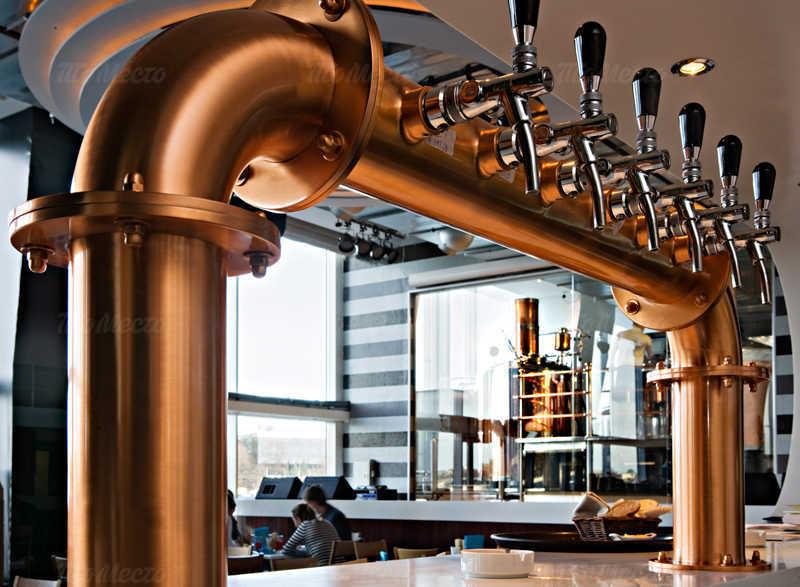 Банкетный зал пивного ресторана Набережная (НаBEERежная) на Аптекарской набережной фото 6