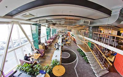 Банкетный зал пивного ресторана Набережная (НаBEERежная) на Аптекарской набережной фото 1