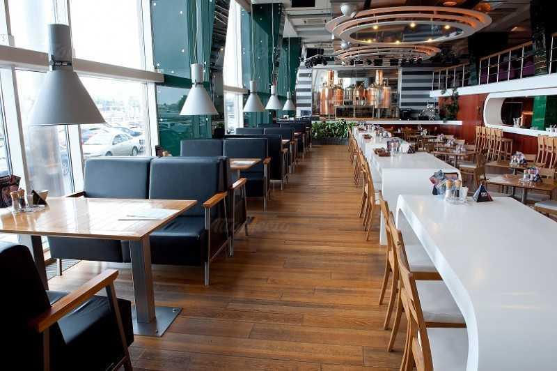 Банкетный зал пивного ресторана Набережная (НаBEERежная) на Аптекарской набережной фото 10