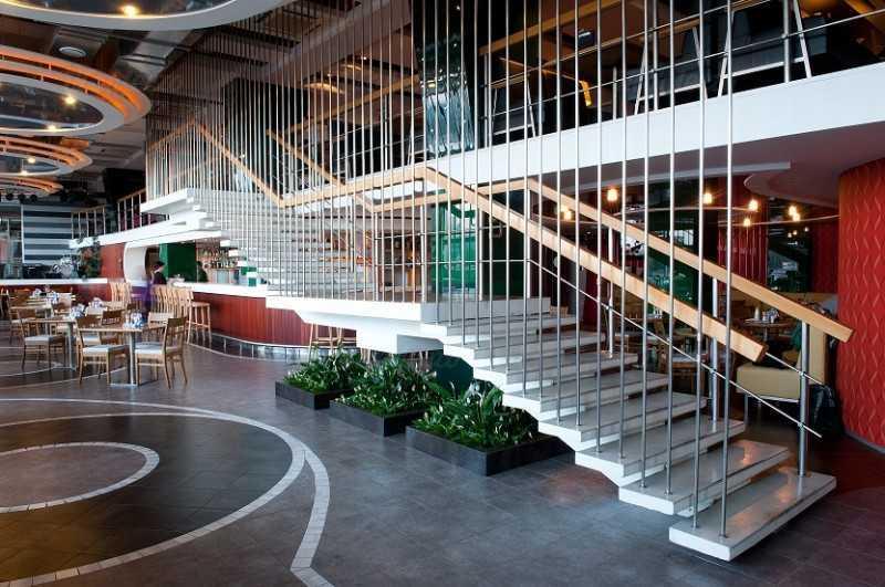 Банкетный зал пивного ресторана Набережная (НаBEERежная) на Аптекарской набережной фото 8