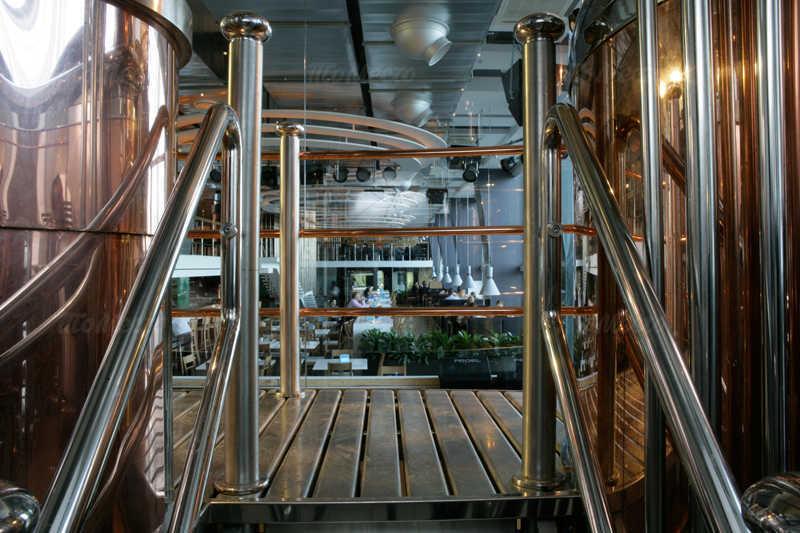 Банкетный зал пивного ресторана Набережная (НаBEERежная) на Аптекарской набережной фото 5