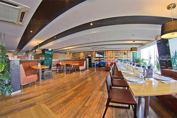 Банкетный зал пивного ресторана Набережная (НаBEERежная) на Аптекарской набережной фото 13