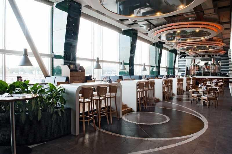 Банкетный зал пивного ресторана Набережная (НаBEERежная) на Аптекарской набережной фото 7