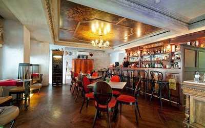 Банкетный зал бара, ресторана Хавьер (Daily Bar XAVIER) на Гагаринской улице фото 3