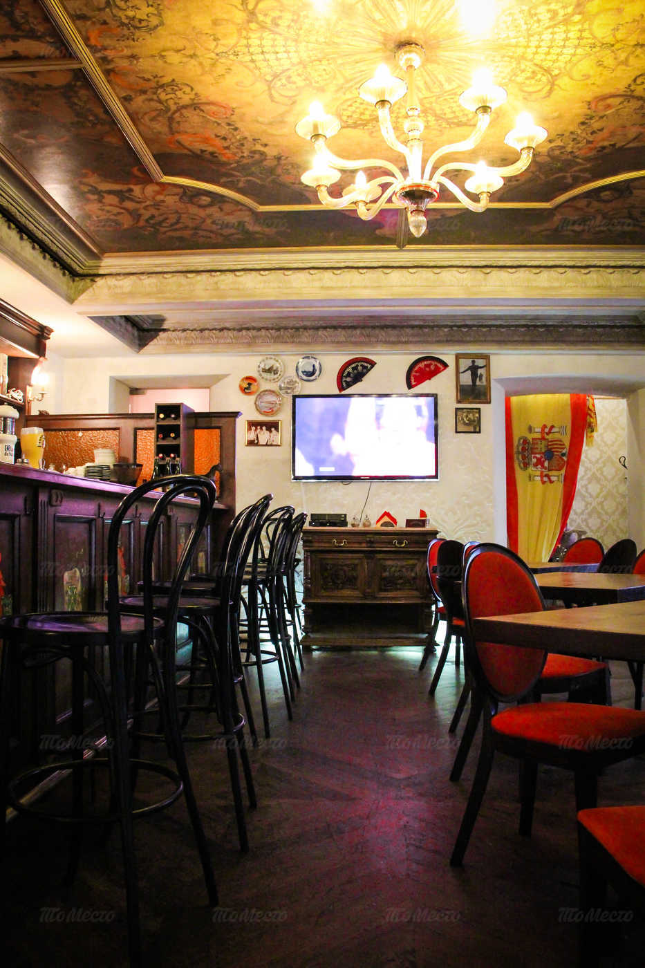 Бар, ресторан Хавьер (Daily Bar XAVIER) на Гагаринской улице фото 4