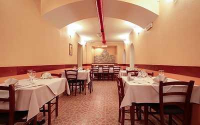 Банкетный зал ресторана Da Albertone на Миллионной улице фото 2