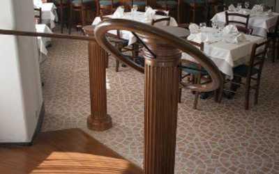 Банкетный зал ресторана Da Albertone на Миллионной улице фото 1