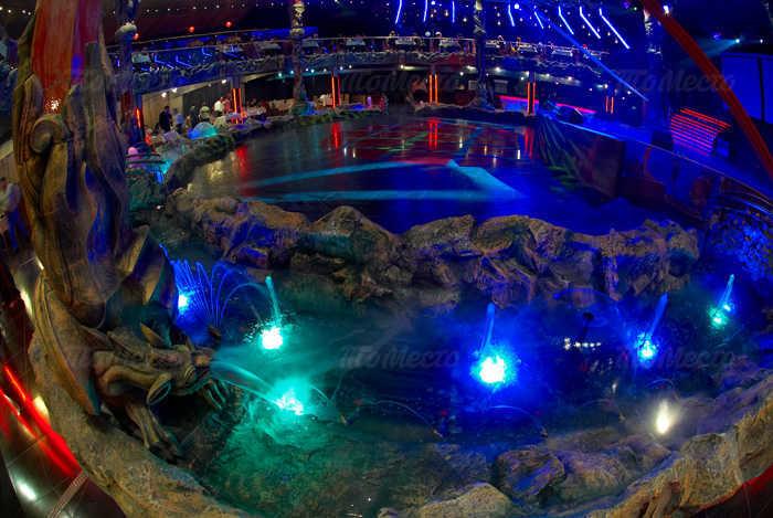 Ночной клуб, ресторан Шоу-Холл Атмосфера на Лесном проспекте фото 6