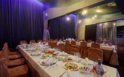 Банкетный зал ночного клуба, ресторана Шоу-Холл Атмосфера на Лесном проспекте фото 3