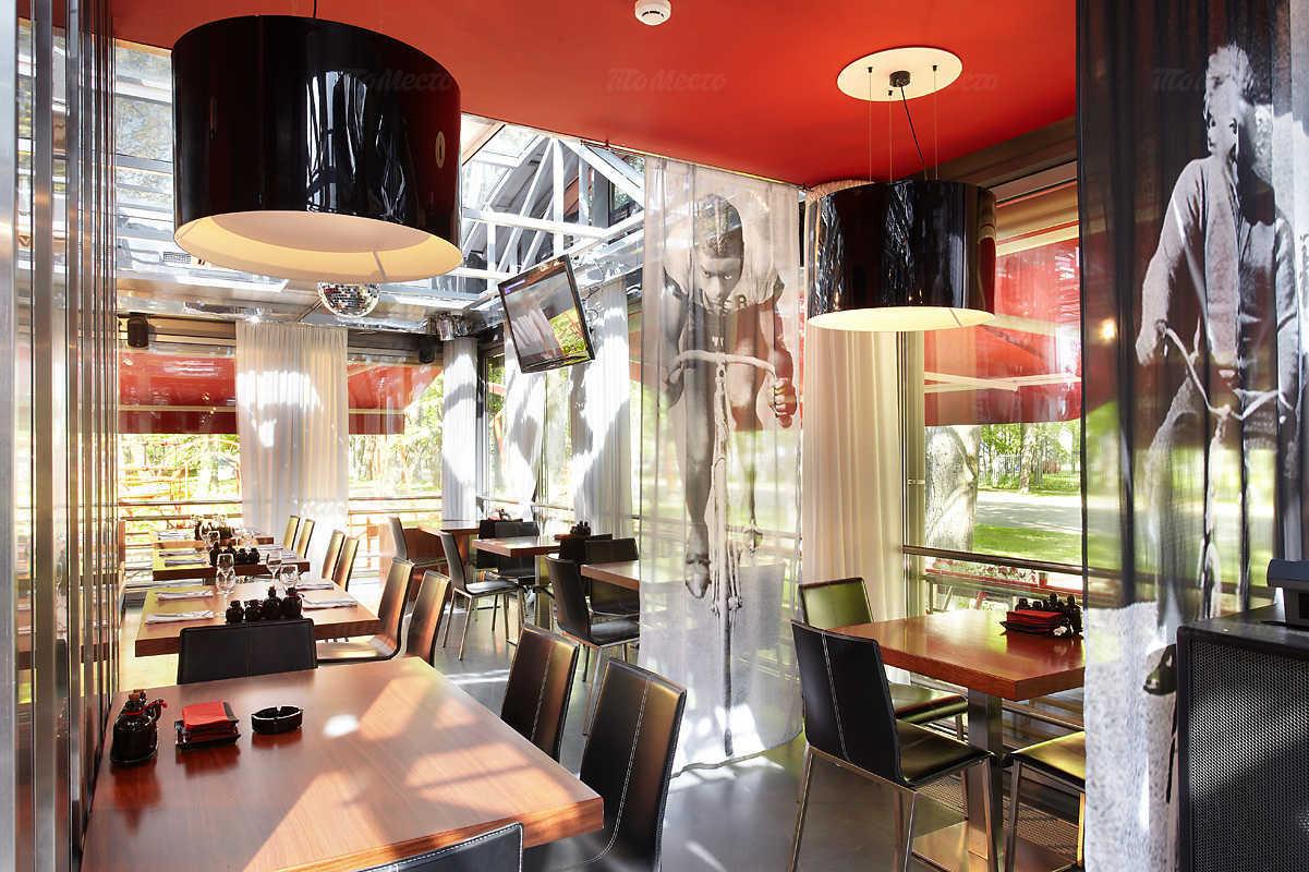 Ресторан Jet Set Sport на Батарейной дороге фото 6