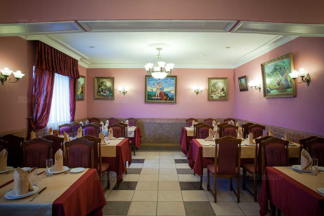 Меню ресторана Амроц на Передовиков на улице Передовиков