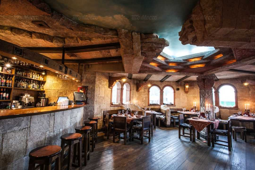 Ресторан Амроц на Передовиков на улице Передовиков фото 16