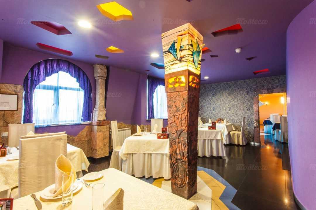 Ресторан Амроц на Передовиков на улице Передовиков фото 20