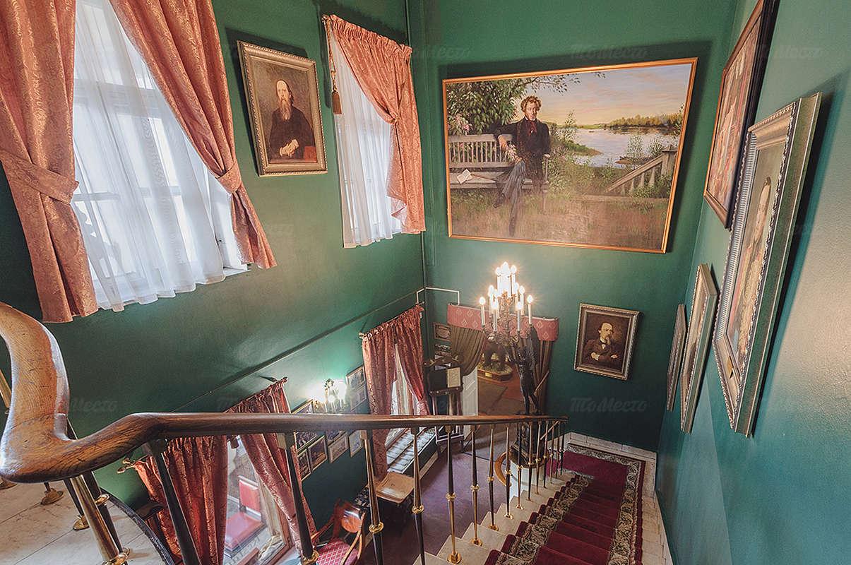 Кафе Литературное на Невском проспекте фото 21
