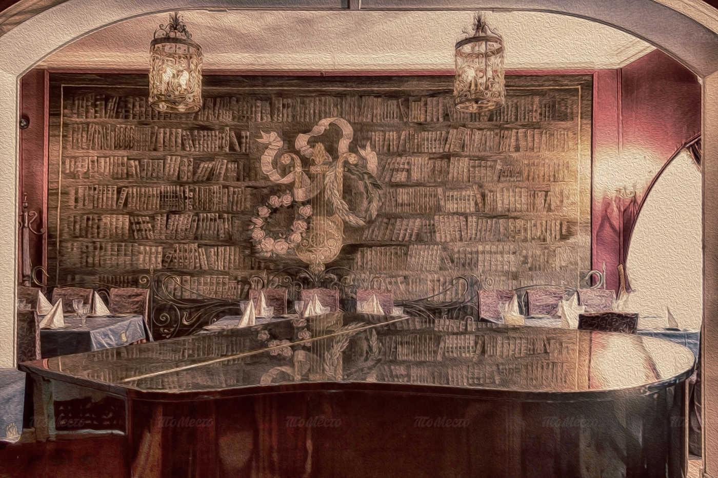 Кафе Литературное на Невском проспекте фото 9