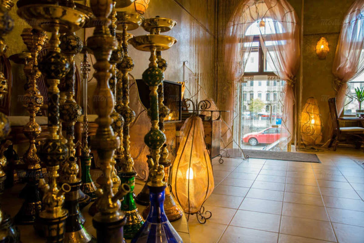 Кафе Рубаи на набережной реки Фонтанки фото 14