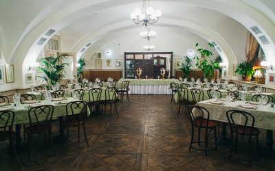 Банкетный зал ресторана Русская рюмочная №1 (Russian Vodka Room №1) на Конногвардейском бульваре фото 1