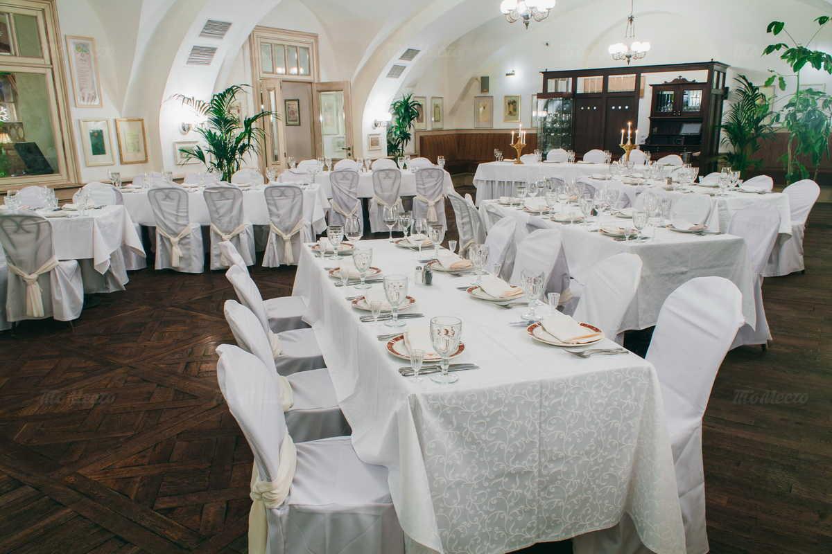 Банкетный зал ресторана Русская рюмочная №1 на Конногвардейском бульваре фото 4