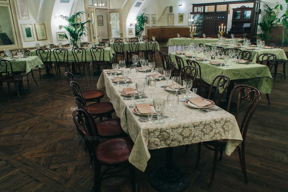 Банкетный зал ресторана Русская рюмочная №1 на Конногвардейском бульваре фото 2