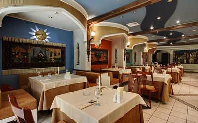 Банкетный зал ресторана Лесной на Лесном проспекте фото 3