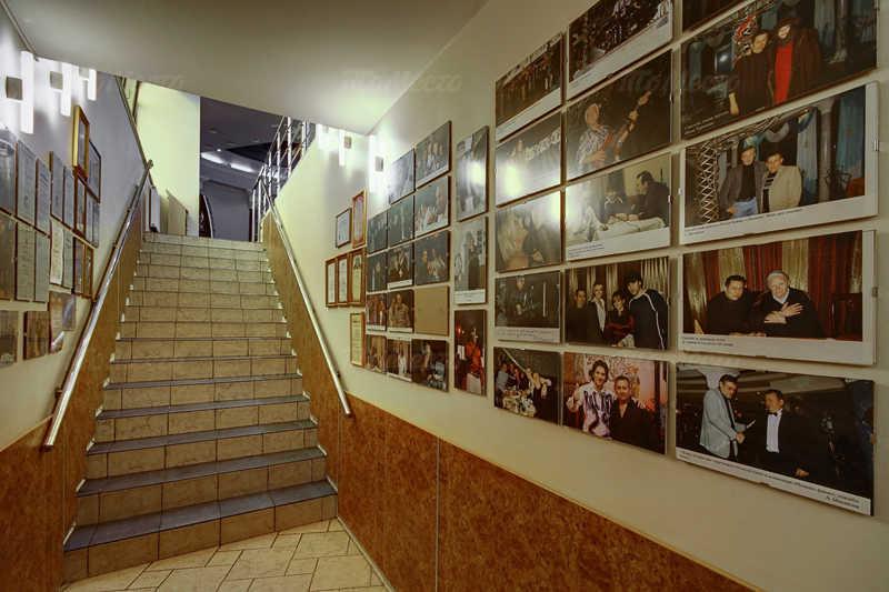 Банкетный зал ресторана Лесной на Лесном проспекте фото 8