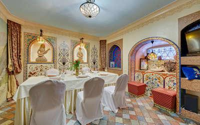 Банкетный зал ресторана 1001 ночь на Миллионной улице фото 2