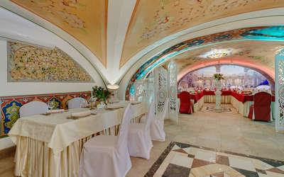 Банкетный зал ресторана 1001 ночь на Миллионной улице фото 3