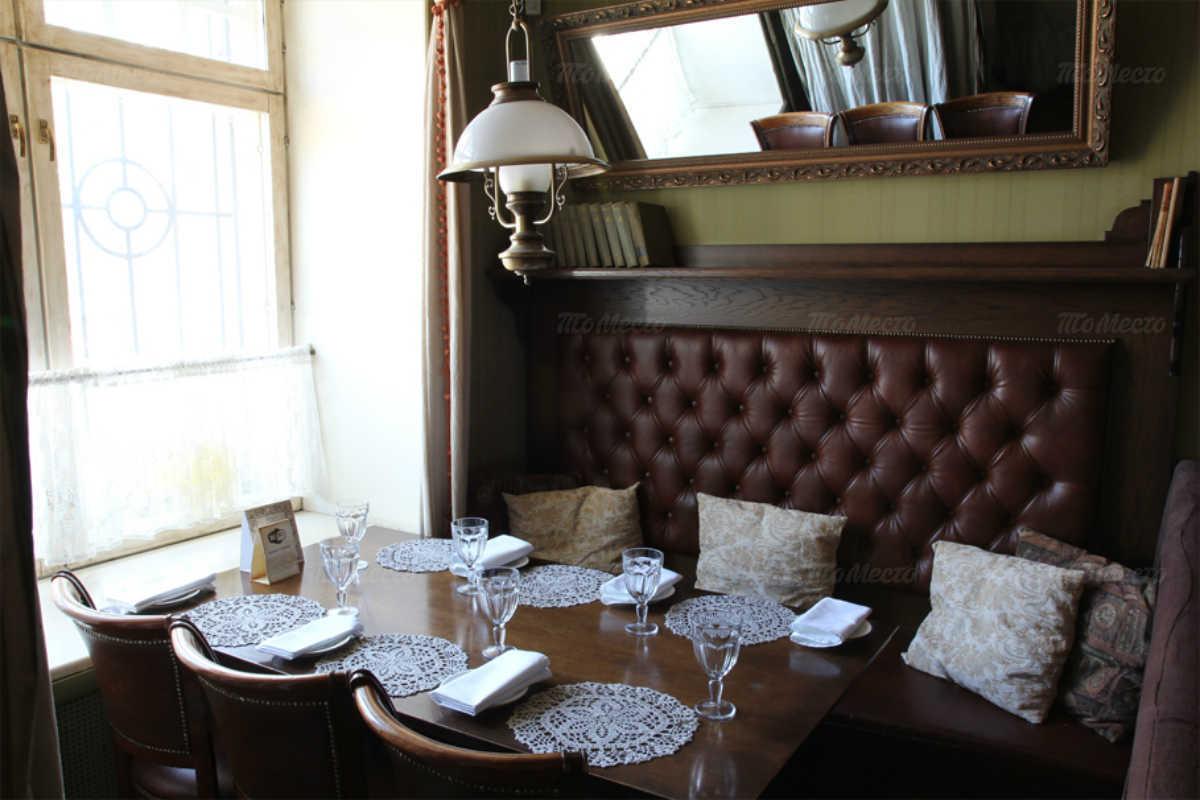 Банкетный зал ресторана Чеховъ на Петропавловской улице фото 8
