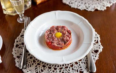 Меню ресторана Чеховъ на Петропавловской улице фото 2