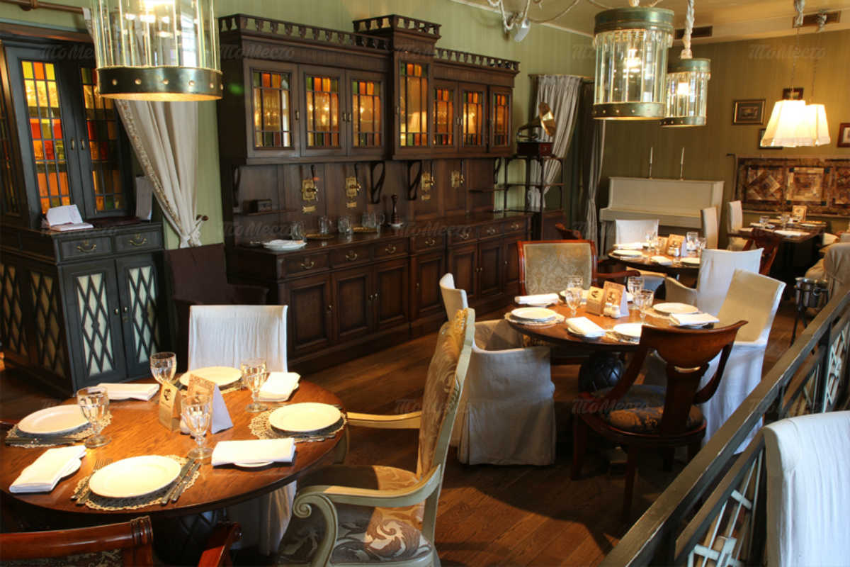 Банкетный зал ресторана Чеховъ на Петропавловской улице фото 11