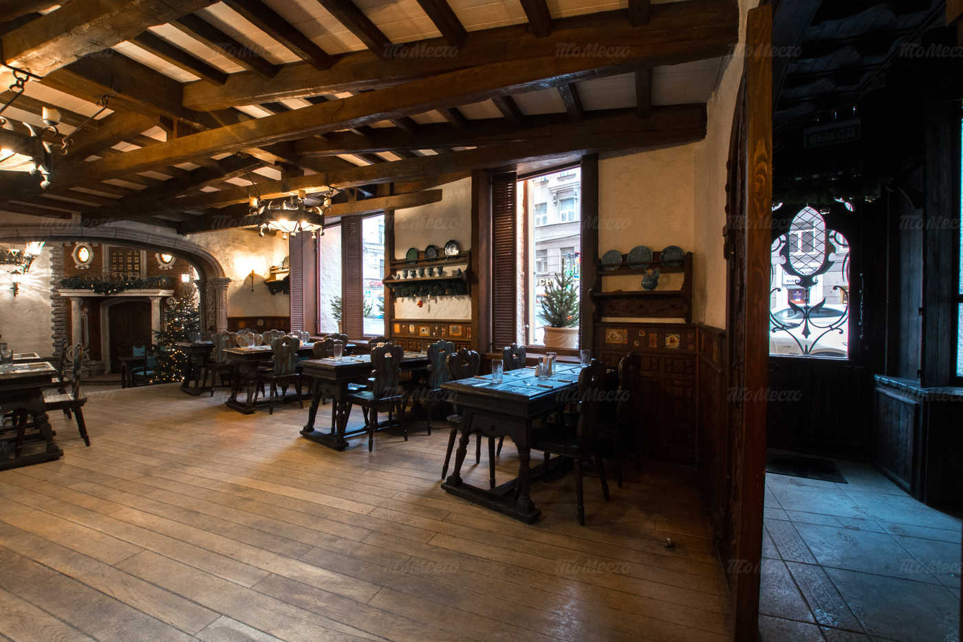 Ресторан Мадридский двор на Суворовском проспекте фото 11
