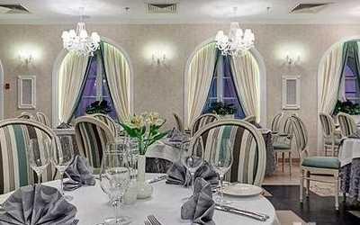 Банкетный зал ресторана Le Restaurant на Малом проспекте П.С. фото 2