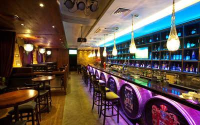 Банкетный зал бара, пивного ресторана ABEERDEEN (Абирдин) на Литейном проспекте