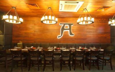 Банкетный зал пивного ресторана Abeerdeen (Абердин) на Литейном проспекте фото 3