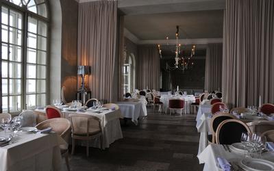 Банкетный зал ресторана Bellini (Беллини) на Университетской набережной фото 1