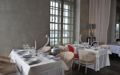Банкетный зал ресторана Bellini (Беллини) на Университетской набережной фото 2
