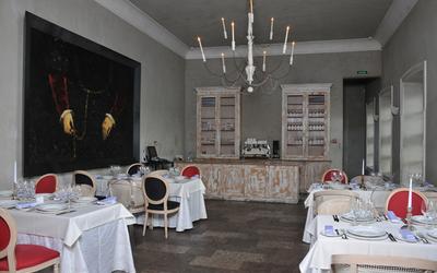 Банкетный зал ресторана Bellini (Беллини) на Университетской набережной фото 3
