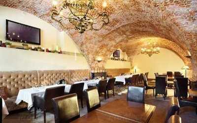 Банкетный зал стейк-хауса Каса дель Мясо (Casa del Мясо) в Биржевом проезде фото 3
