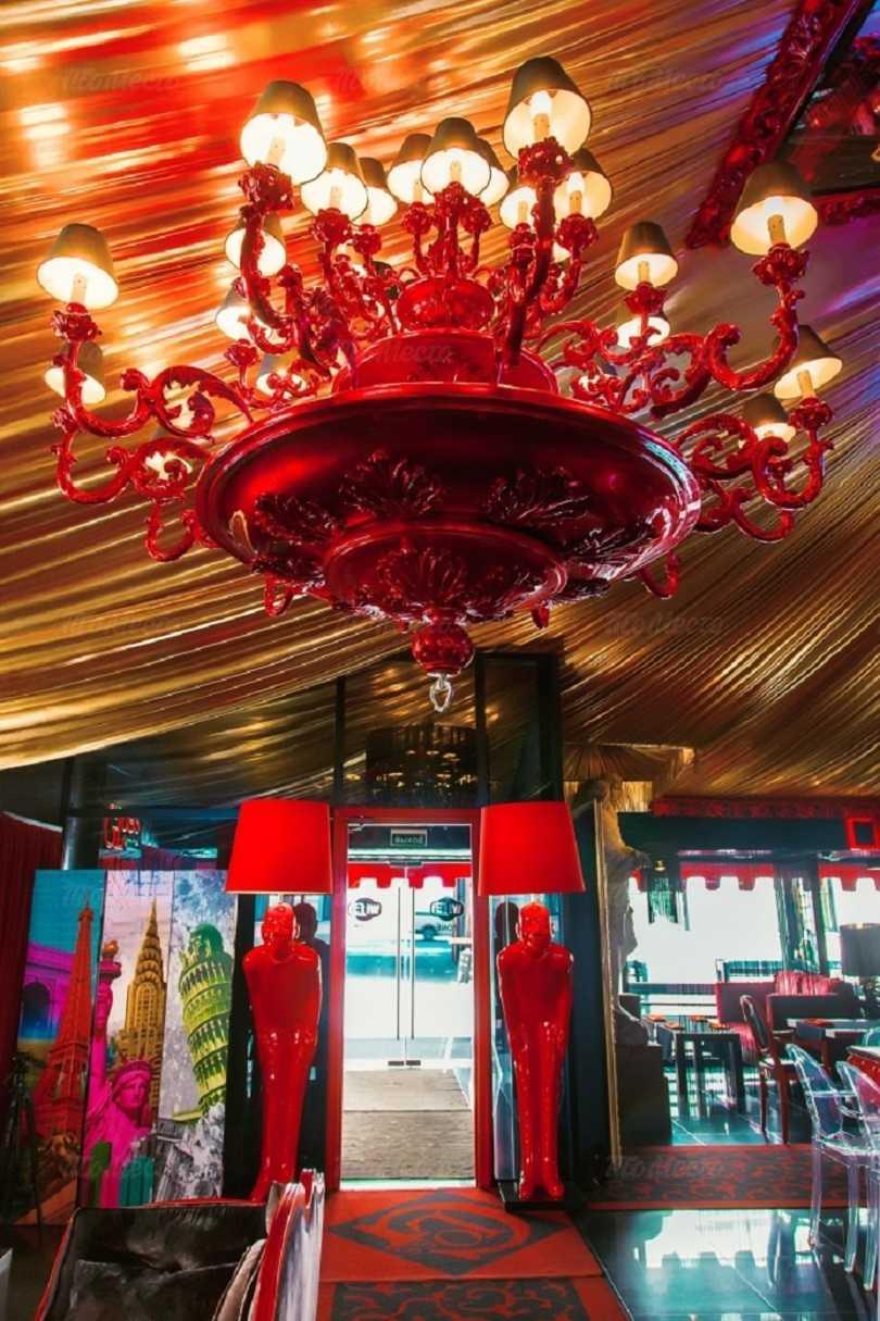 Банкетный зал бара, ресторана Глосс Кафе (Gloss cafe) на Невском проспекте фото 13