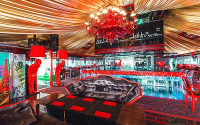 Банкетный зал бара, ресторана Глосс Кафе (Gloss cafe) на Невском проспекте фото 1